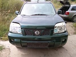 Nissan X-Trail I  Visureigis