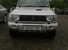 Mitsubishi Pajero II