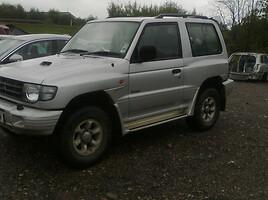 Mitsubishi Pajero II, 1999m.