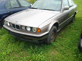 BMW 535 E34 lsd ir lieti ratai, 1990m.