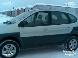 Renault Scenic RX4   Visureigis