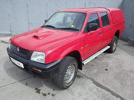Mitsubishi L200   Visureigis