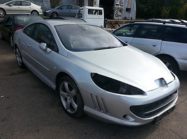 Peugeot 407  HDi Sport aut. n.gam Coupe