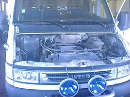 Iveco Daily   Krovininis mikroautobusas