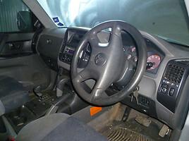 Mitsubishi Pajero III, 2002m.