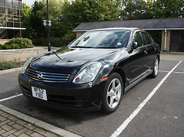 Nissan Skyline   Sedanas