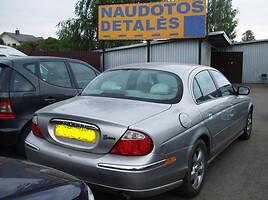 Jaguar S-Type, 1999y.