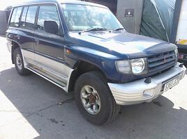 Mitsubishi Pajero II 3.0 V6, 1999m.