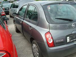 Nissan Micra K12 Europa, 2004y.
