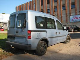 Opel Combo C  Vienatūris