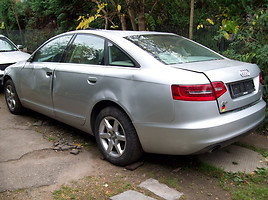 Audi A6 C6  Sedanas
