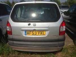 Opel Zafira A, 2001m.