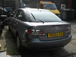 Mazda 6 I, 2005m.