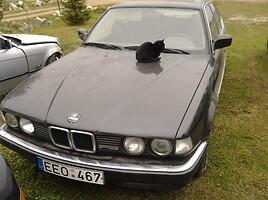 BMW 730 E32  Sedanas