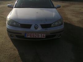 Renault Laguna II FL, 2006m.