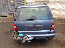 Mercedes-Benz ML 270 W163, 2004m.