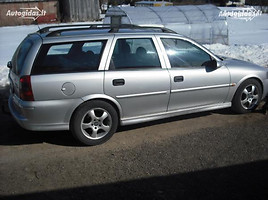 Opel Vectra B, 2001г.