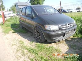 Opel Zafira A, 2004г.