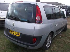 Renault Espace IV, 2004г.