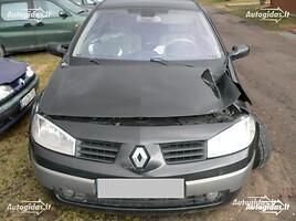 Renault Megane II, 2003г.