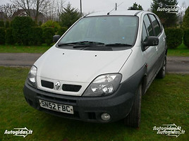 Renault Scenic I, 2002г.