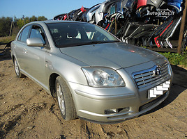 Toyota Avensis II, 2004г.