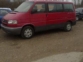 Volkswagen Multivan, 1997m.