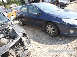 Peugeot 407, 2004г.