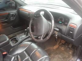 Jeep Grand Cherokee II Limited, 2001г.
