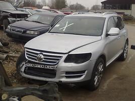 Volkswagen Touareg I  Visureigis