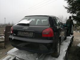 Audi A3 8L 1.9 81 KW EUROPA Hečbekas