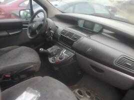 Peugeot 807   Vienatūris