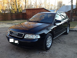 Audi A4 B5 quattro, 1998m.