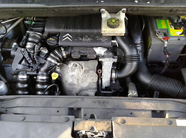 Citroen C4 Grand Picasso I, 2008m.
