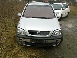 Opel Zafira A  Vienatūris