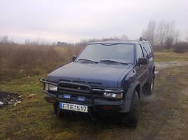 Nissan Terrano I, 1991m.
