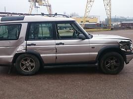 Land-Rover Discovery II  Visureigis