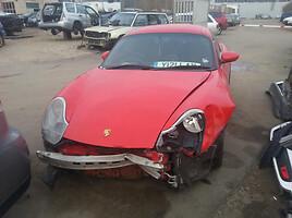 Porsche Boxster   Kabrioletas