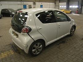Toyota Aygo I, 2011y.