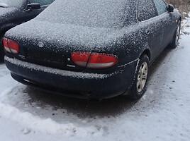 Mazda Xedos   Sedanas