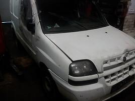 Fiat Doblo I, 2006y.