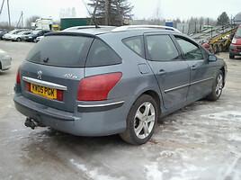 Peugeot 407, 2005m.