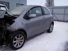 Toyota Yaris II, 2006m.