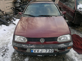 Volkswagen Golf III kaip naujas 1.8mono, 1995y.