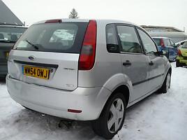 Ford Fiesta Mk6, 2005y.