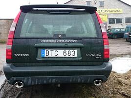 Volvo XC 70 AWD TURBO, 1999m.