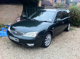 Ford Mondeo Mk3 85,96KW
