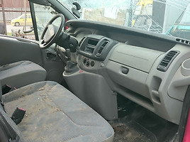 Renault Trafic 1,9dci / 60kw, 2003m.