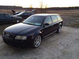 Audi S6 C5, 2001m.