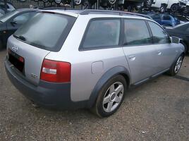 Audi A6 Allroad C5, 2002m.